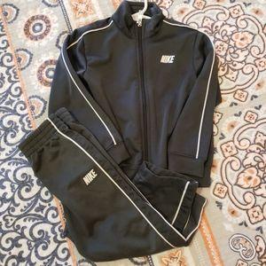 24M Nike Zip Jacket and Pants